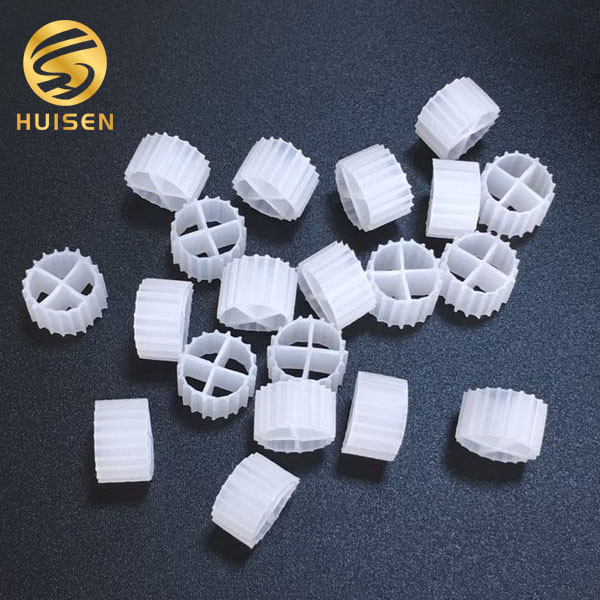 Industrial Laundry Wastewater Treatment PE02 HDPE Filter Media